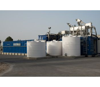 Flexible and versatile solutions for Potable water treatment industry - Water and Wastewater - Water Treatment