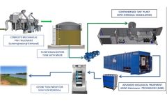 DEVISE ENGINEERING: Treatment of Hospital Wastewater with Packaged Plants