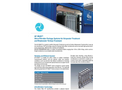 DEVISE UF PACK - Ultra-Filtration Package Systems for Greywater Treatment and Wastewater Tertiary Treatment - Brochure