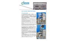 DEVISE - Model Type BFS - Brush-Fine-Screen - Brochure