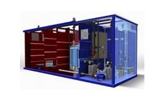 DEVISE - Model ULTRA-CLEAR BioPlant - Innovative Package MBR Water Treatment Plant