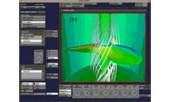 Version AVS5 - Scientific and Technical Visualization Application