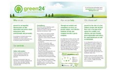 green24 Corporate brochure