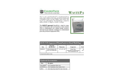 WastePack - Model 1.6 - Cubic Yard Bag Brochure