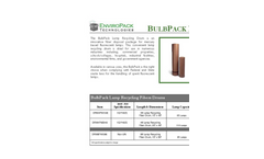 BulbPack Lamp Recycling Containers Brochure