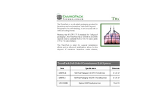 TransPack 5 Cubic Yard Containers Brochure