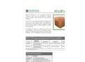 HazPack - Model III - Cubic Yard Boxe