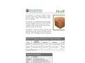 HazPack - Model V Premier Line - Cubic Yard Boxe