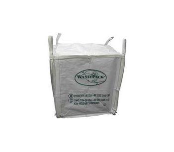WastePack - Model 1.6 - Cubic Yard Bag
