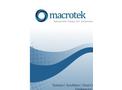 Macrotek Company Profile Brochure