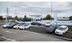 Hydrogen gas solutions for hydrogen fuel stations - cars sector