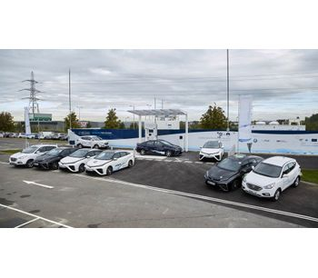 Hydrogen gas solutions for hydrogen fuel stations - cars sector - Energy - Fuel Cells