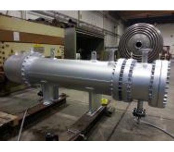 Angelo - Model AES 44 mq - Heat Exchangers