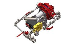 FireDos - Model FD 500 - Stationary Proportioners for Extinguishing Systems