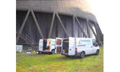 Cooling Tower Cleaning & Disinfection Services