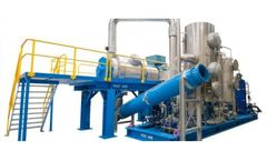 Thermomechanical Cuttings Cleaner Unit (TCC)