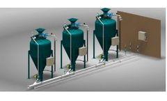 Application of hydraulic earth drill