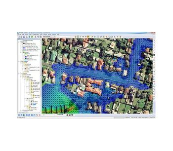 XPSWMM - Dynamic Hydraulic and Hydrologic Modelling Software