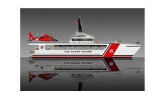 Model E Class - US Coast Guard Sea Eagle FRC
