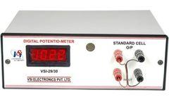 Digital O.R.P. Meters & Digital Potentio Meters
