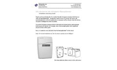 SenseAir - Carbon Dioxide Sensor Switch (CO2) Manual
