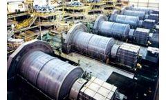 Lattice Type Ball Mill