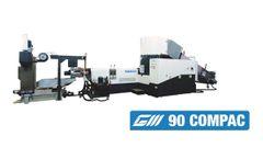 Gamma Meccanica - Model Compac - Plastic Recycling System