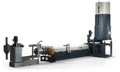 Gamma Meccanica - Model CONVENTIONAL lines - Plastic Recycling System