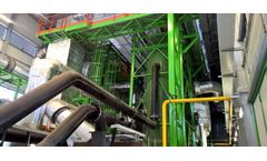 Gamma Meccanica - Smoke and dust filtration systems for Rock Wool Production Lines