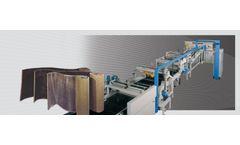 Gamma Meccanica - Lamella Mat Production Lines
