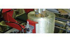 Gamma Meccanica - Automatic Handling for Bobbins