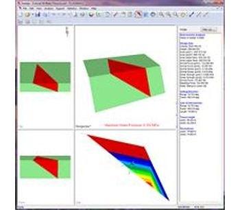 3D Surface Wedge Analysis for Slopes-4