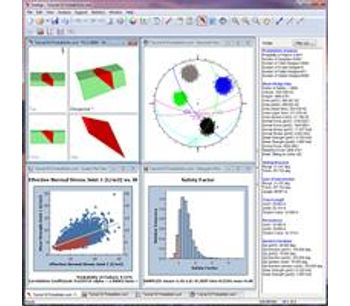 3D Surface Wedge Analysis for Slopes-1