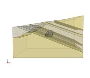 3D Geotechnical Finite Element Analysis-1