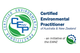 CEnvP Certified Environmental Practitioner Scheme