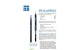 6-Series - Multiparameter Sondes – Brochure