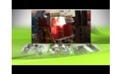 AkkuSer Ltd - Battery Recycling - Dry Technology - Video