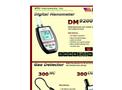 MRU - 300CO - Gas Detectors - Brochure