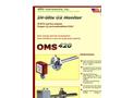 MRU - OMS 420 - Combustion Optimization System - Brochure