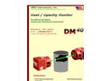 MRU - DM 401 - Dust Opacity Monitoring System - Brochure