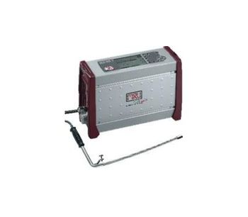 DELTA - Model 1600 V - Vehicle Exhaust Gas Analyzer