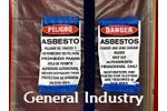 Asbestos Awareness in General Industry
