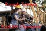 Rough Terrain Forklift Operator Certification