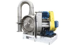 Pulvocron - Air Classifying Mill