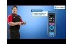 Eurolyzer STe - All-in-One Flue Gas Analyser Video