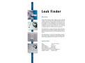 FWT - Water Leak Finder Tool