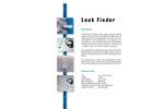 FWT - Water Leak Finder Tool Brochure