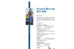 FWT - Model DLS 500 - Ground Microphone Brochure