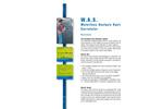 FWT - Model W.A.S. Eco - Waterloss Analysis System & Correlator Brochure