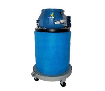 Electrocorp - Model RSU 24 CC - Radial Scrub Air Purifiers Unit
